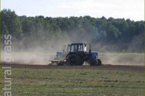 Подготовка полей под посев